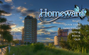 Homeward screenshot