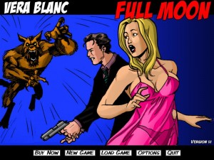 Vera Blanc: Full Moon (demo) screenshot