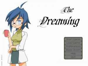 The Dreaming screenshot