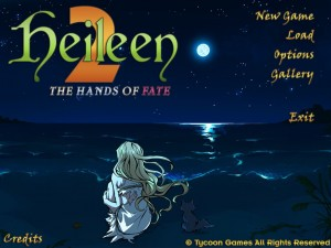 Heileen 2 - The Hands of Fate screenshot