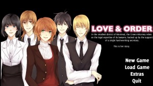 Love & Order screenshot