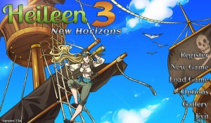Heileen 3 -- New Horizons screenshot