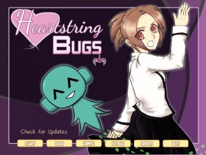 Heartstring Bugs screenshot