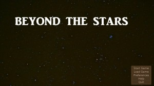 Beyond the Stars screenshot