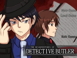 The Misadventures of Detective Butler Episode 1 - Maiden Voyage Murder screenshot