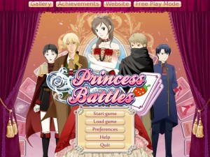 Princess Battles screenshot
